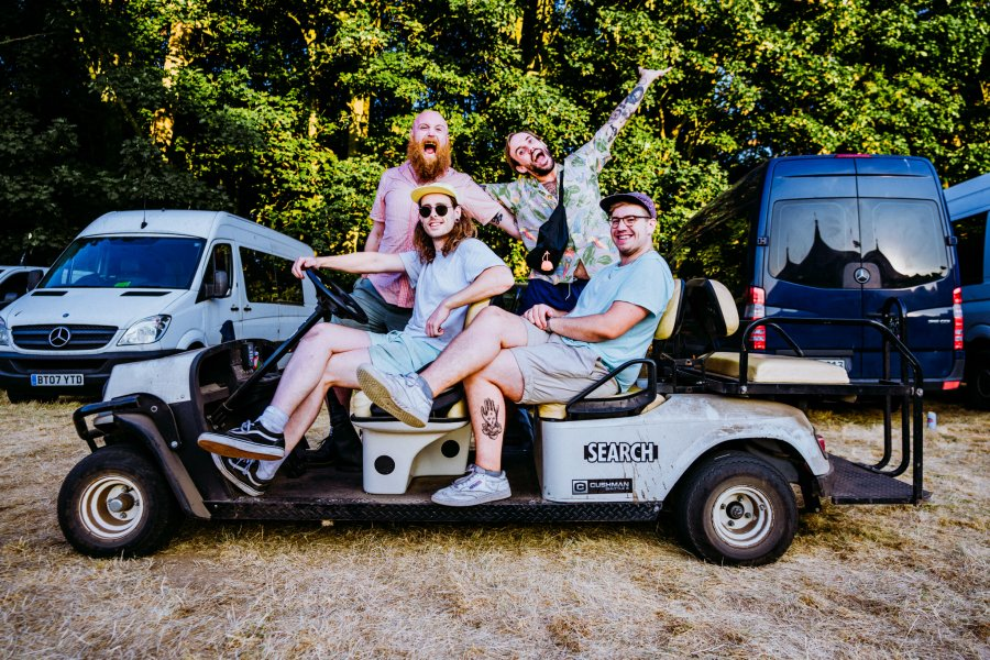 "IDLES Interview – ""I feel we're better people and better writers"""