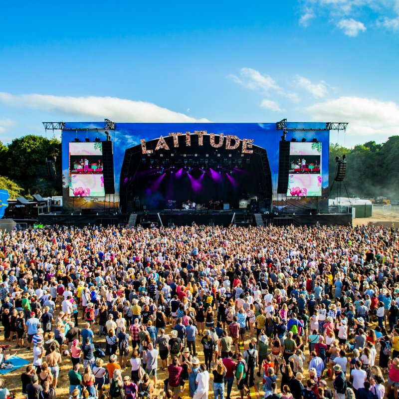 Latitude 2019 Tickets On Sale Now!