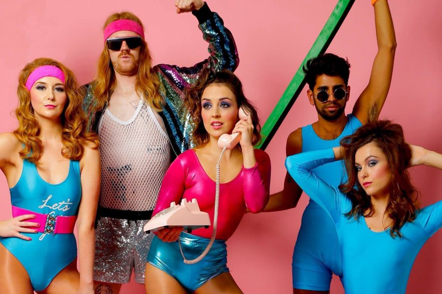 Listen Now to the Lycra 80s Party Curated Playlist