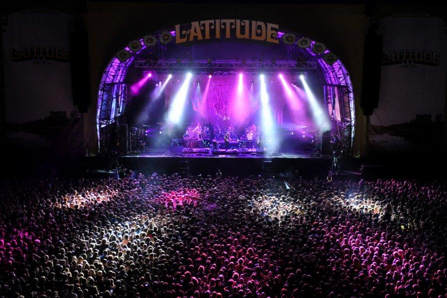 Latitude – 2012