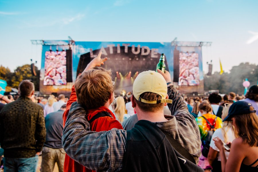 Space Out the Cost of your Latitude Ticket with our Instalment Plan