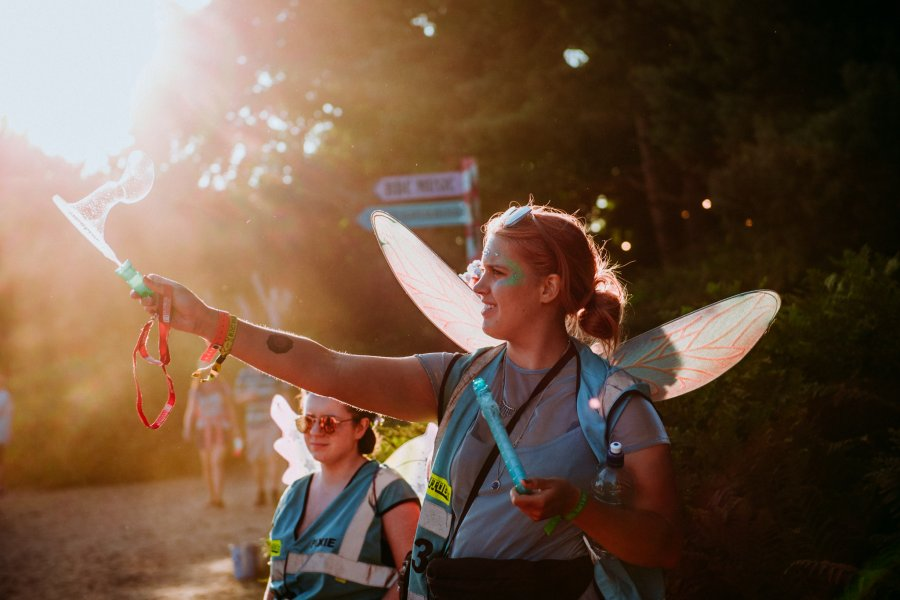 Volunteer at Latitude Festival 2019