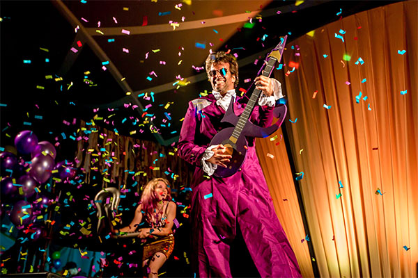 Princefest hosted by Marcus Brigstocke