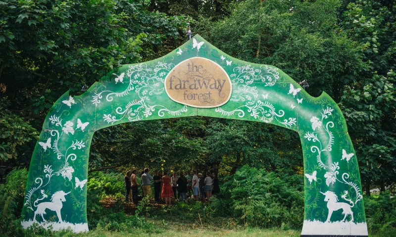 The Faraway Forest