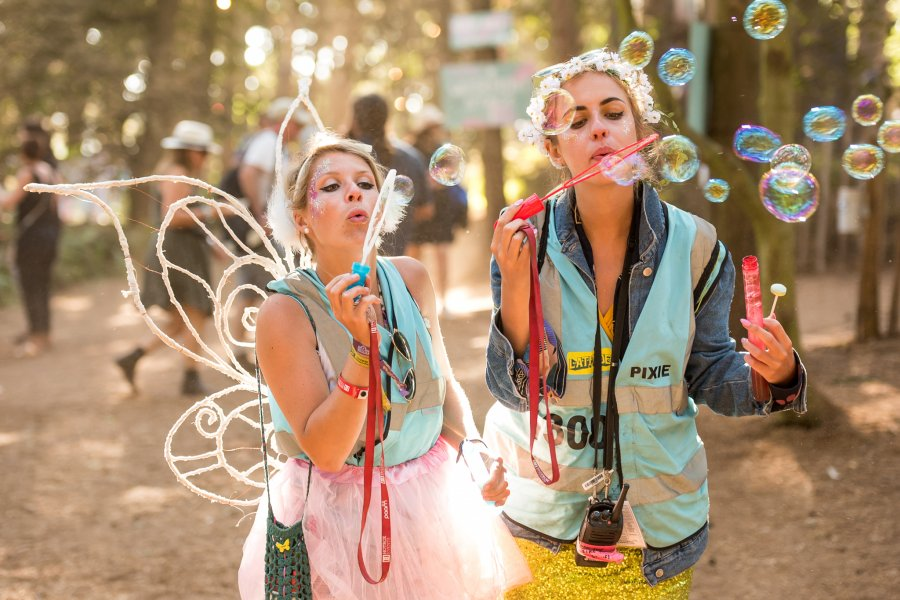 Become a Latitude Pixie and Volunteer at Latitude 2019!