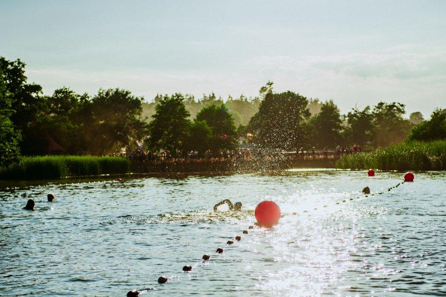Swim in the Latitude Lake with SwimTrek