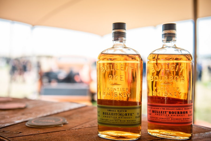 Grab a Bulleit Cocktail at Latitude