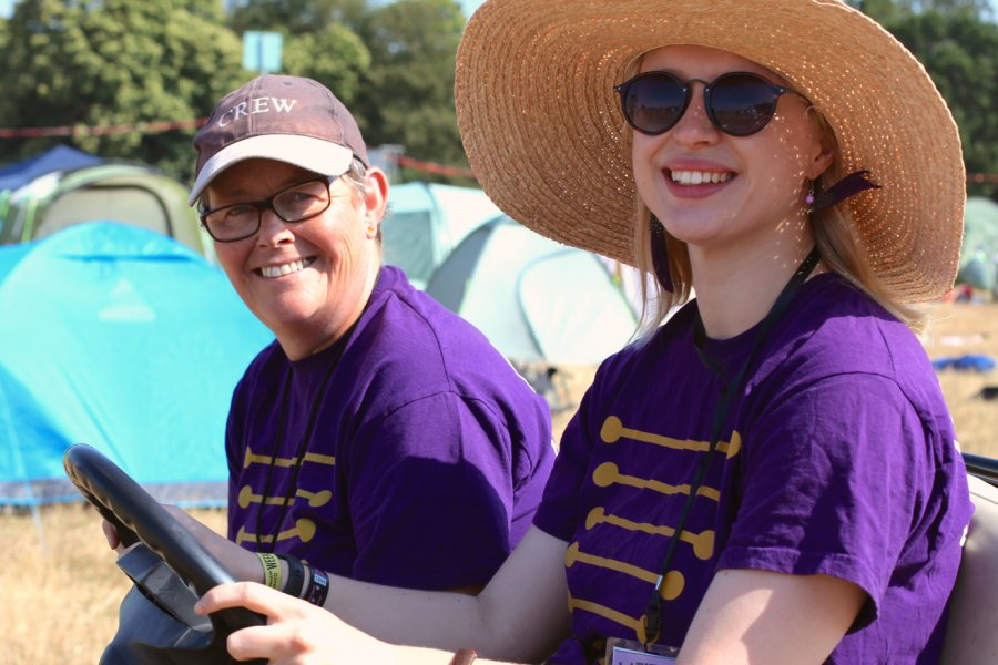 Transform lives by volunteering as a Charity Concierge at Latitude