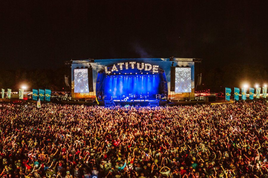 News about our Latitude 2019 headliners