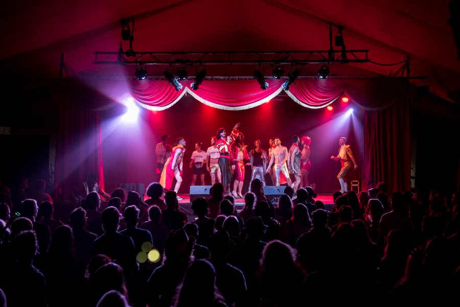 Theatre lovers rejoice! New theatre names added to Latitude 2019