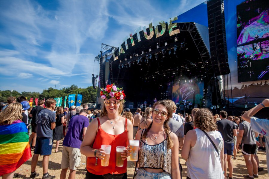 How we're reducing single use plastic at Latitude 2019