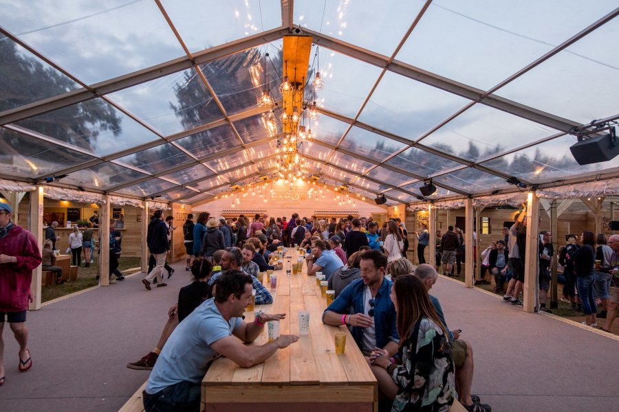 The Carlsberg Danish Quarter is returning to Latitude