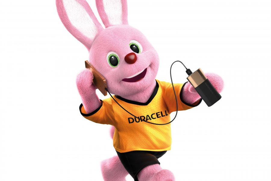 Charge up at Latitude with Duracell Powerbanks