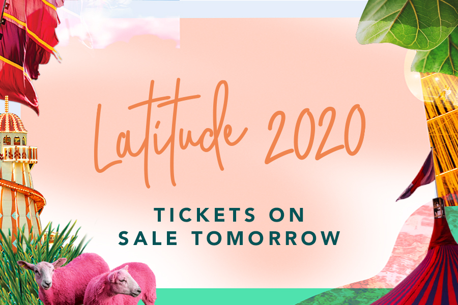 Latitude 2020 On Sale 12pm Tomorrow!