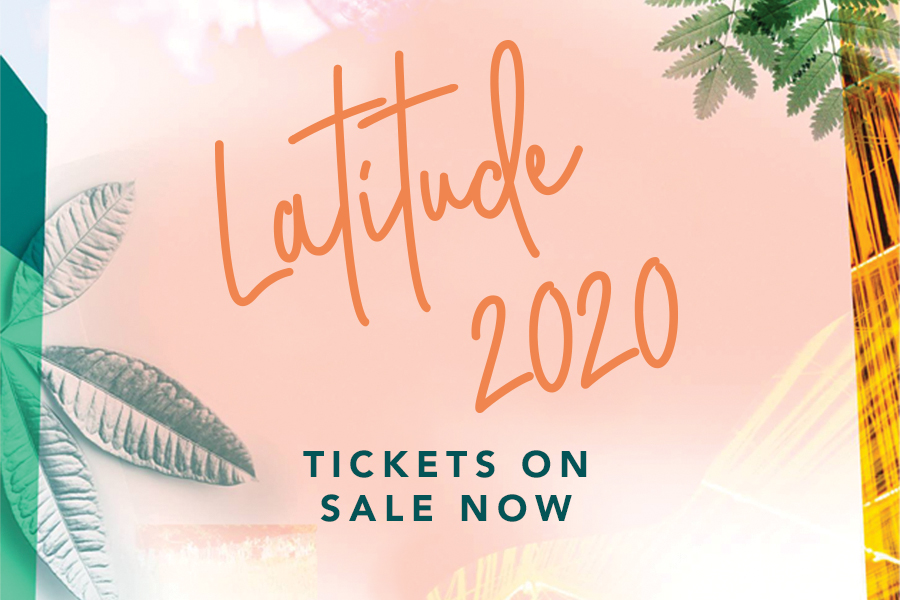 Latitude 2020 Tickets On Sale Now!