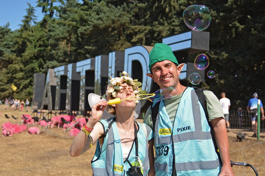 There's still time to volunteer at Latitude 2019
