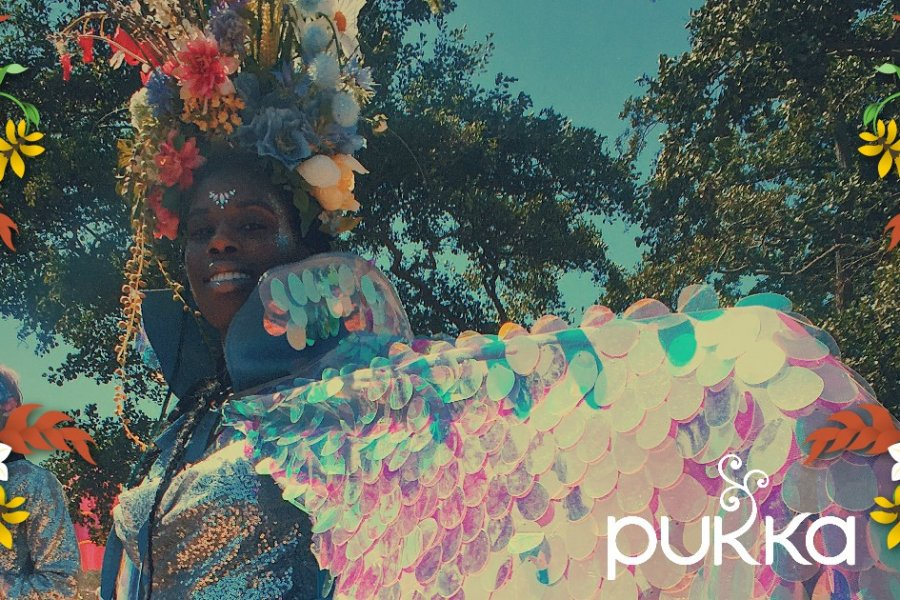Pukka Herbs returns to Latitude with another interactive, herbal immersion