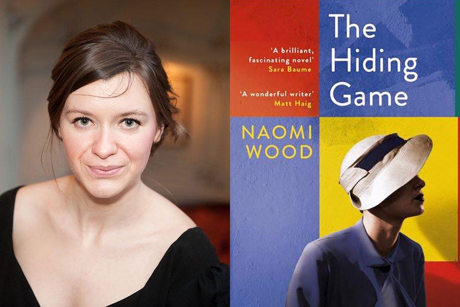 Naomi Wood The Hiding Game