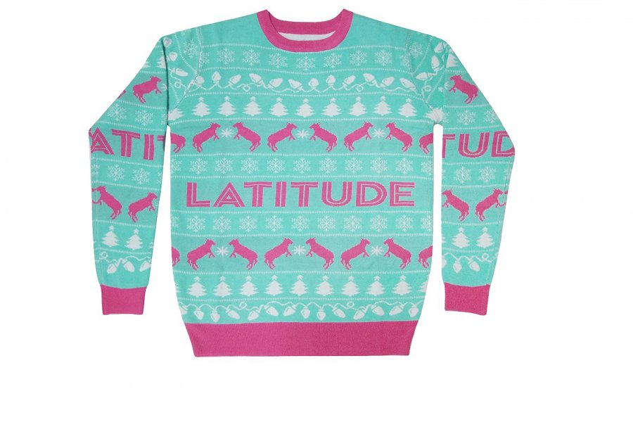 25% Off All Latitude Merchandise for Black Friday!
