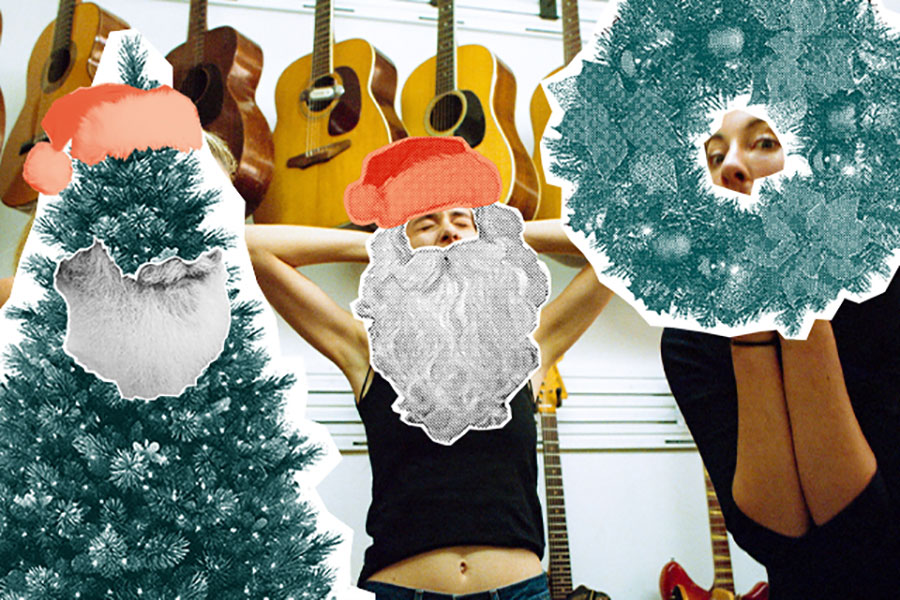 Quiz: Can you guess the Latitude 2020 Artists in festive disguises?