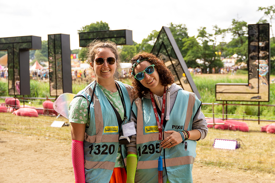 Apply Now To Volunteer At Latitude 2021