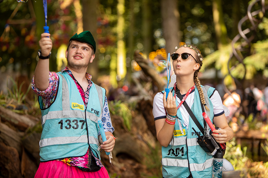 Apply now to volunteer at Latitude 2020