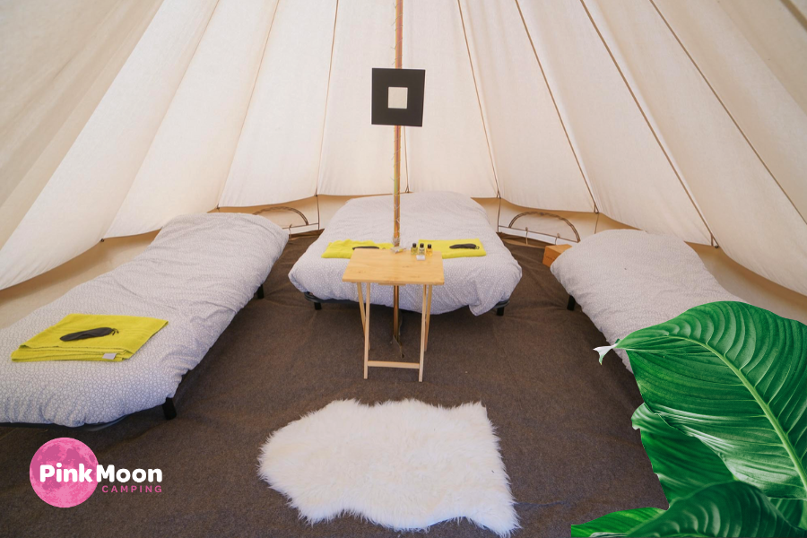Take your Camping Experience to a New Level with Pink Moon