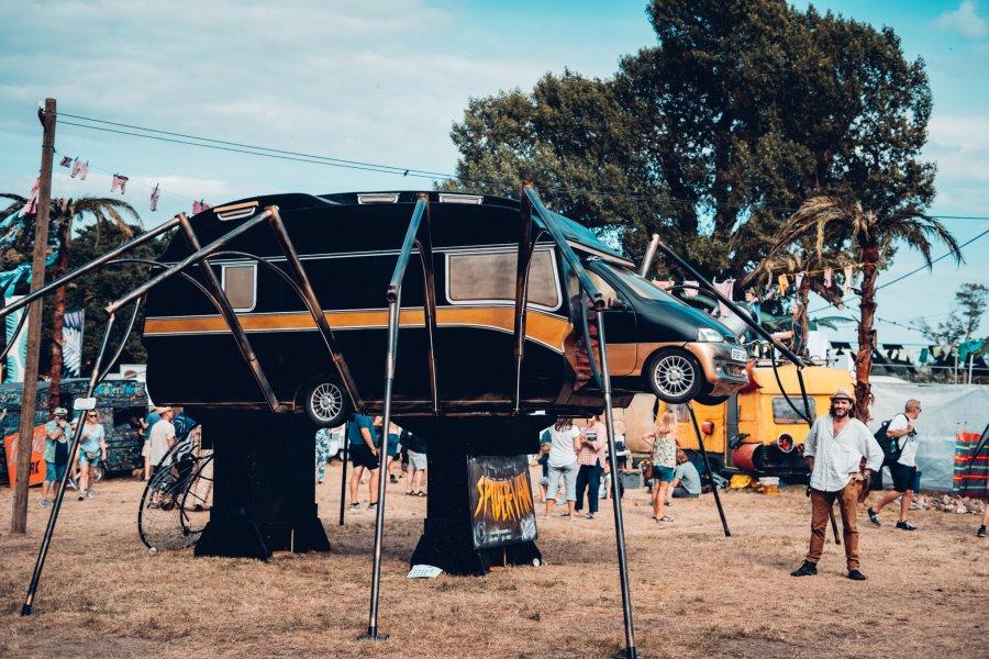 Latitude 2019 Trailer Park