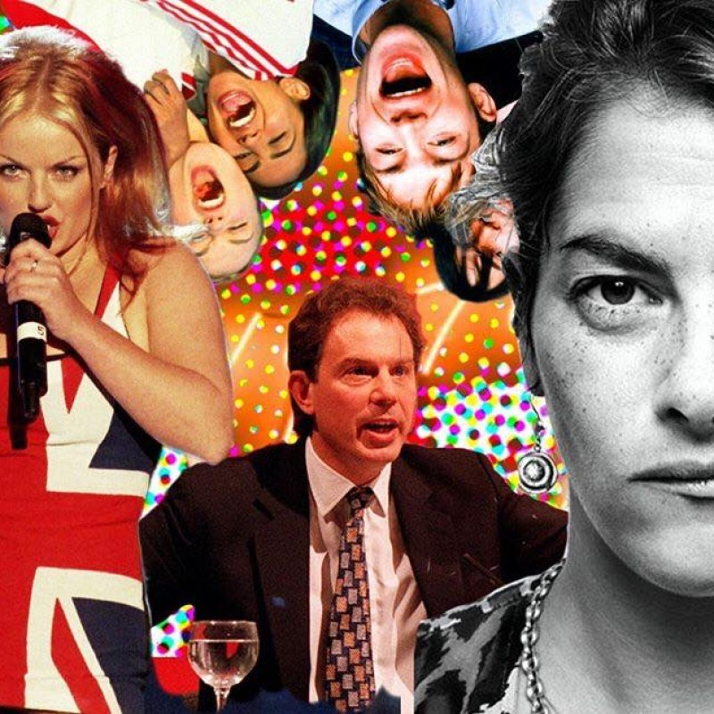Salon London: Don't Look Back In Anger: Brit-Pop in Conversation and Karaoke