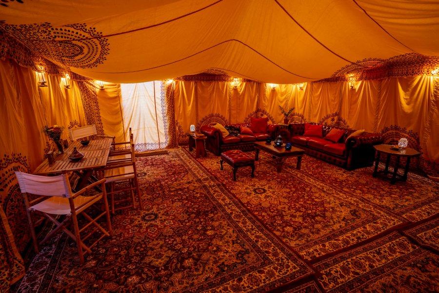 Bedouin Mirage
