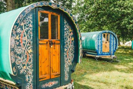 Gypsy Caravan for 4