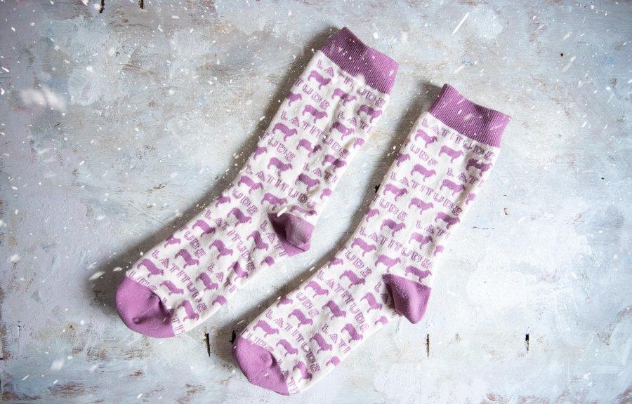 Latitude Socks