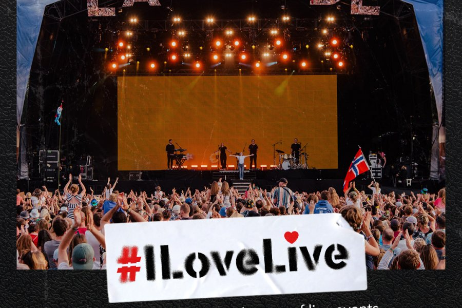 #ILoveLive – Win 2x VIP Tickets To Latitude 2021!
