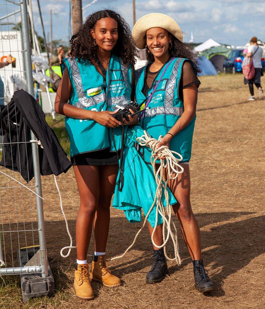 Hotbox Volunteers