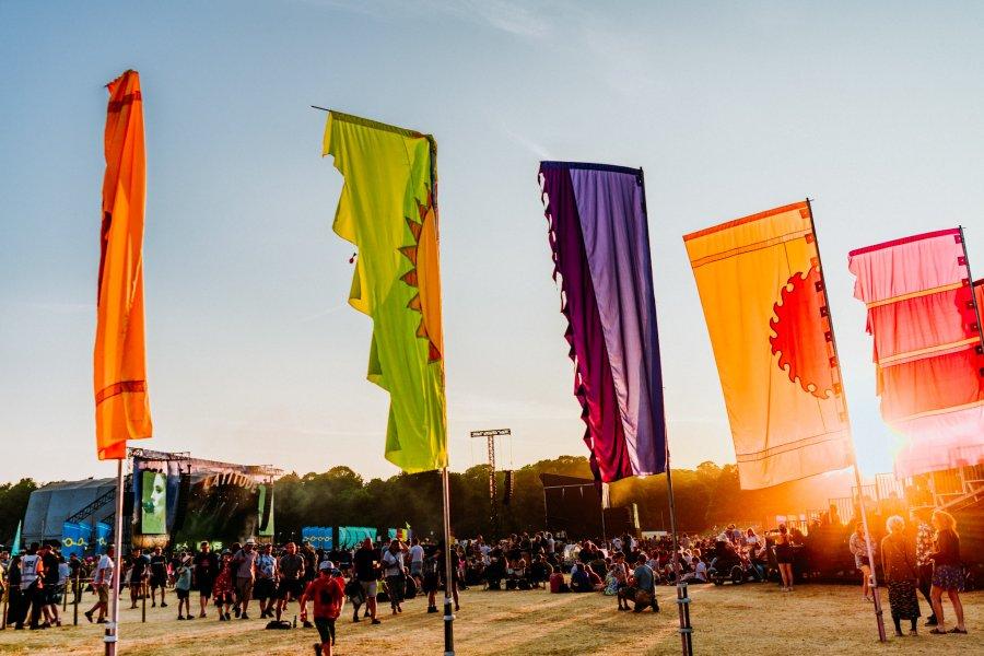 Latitude Festival Announce New Partnership With cinch