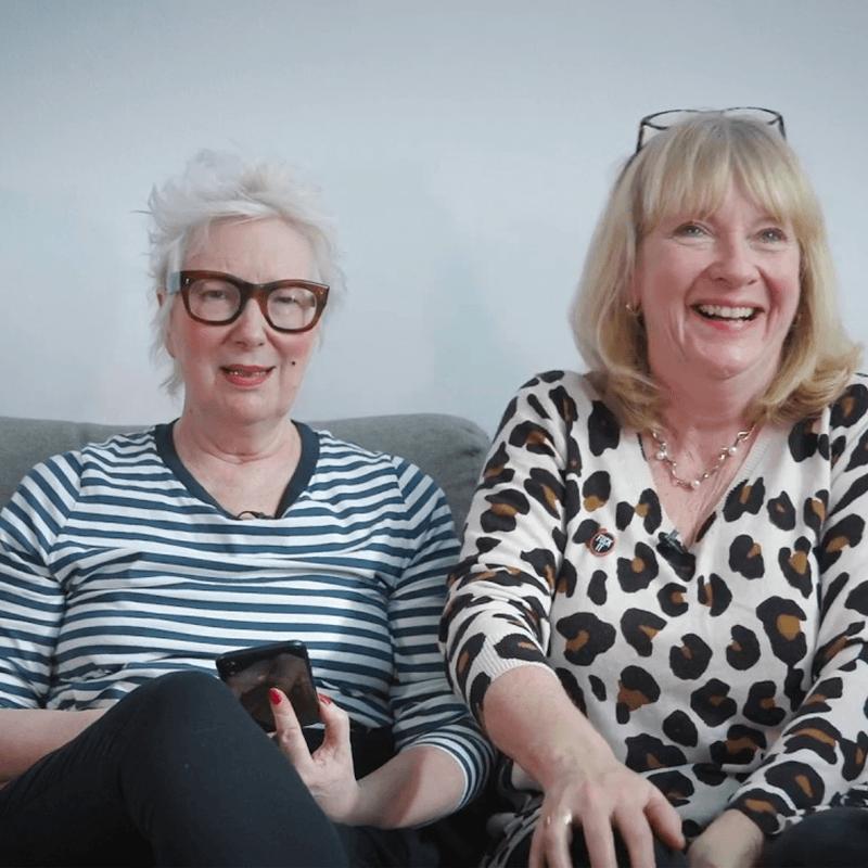 Jenny Eclair & Judith Holder: Older & Wider