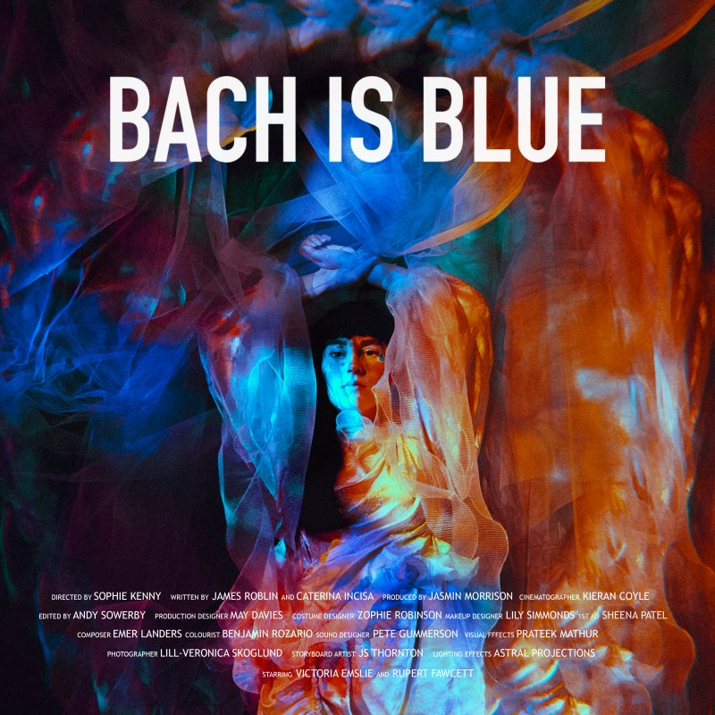 Bach Is Blue
