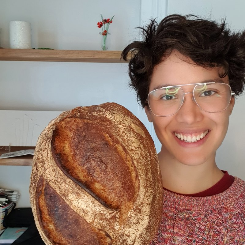 The Real Bread Campaign – Cindy Zurias