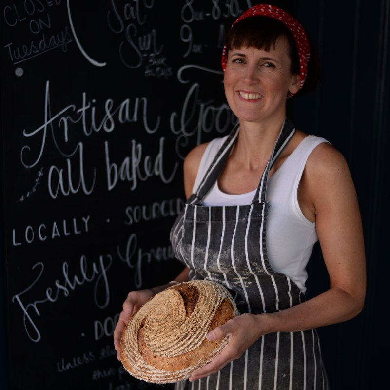 The Real Bread Campaign – Two Magpies Bakery