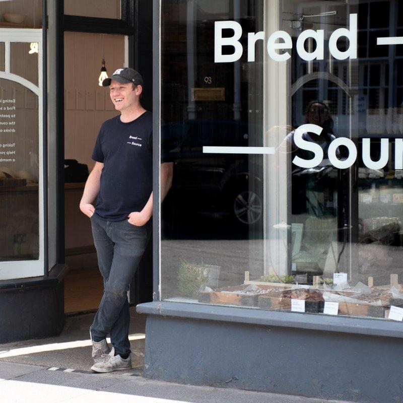 The Real Bread Campaign: Steven Winter