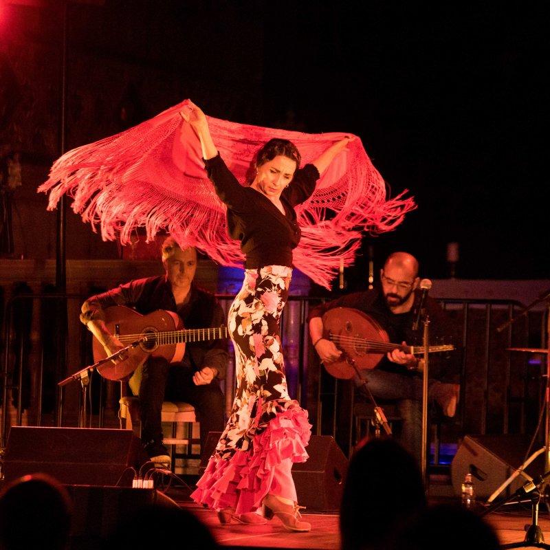 Arts Canteen Presents Attab Haddad Ensemble: Flamenco Arabe
