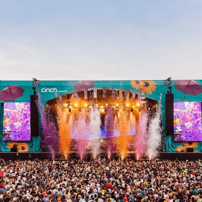 cinch Presents Latitude 2021 - Sunday Highlights