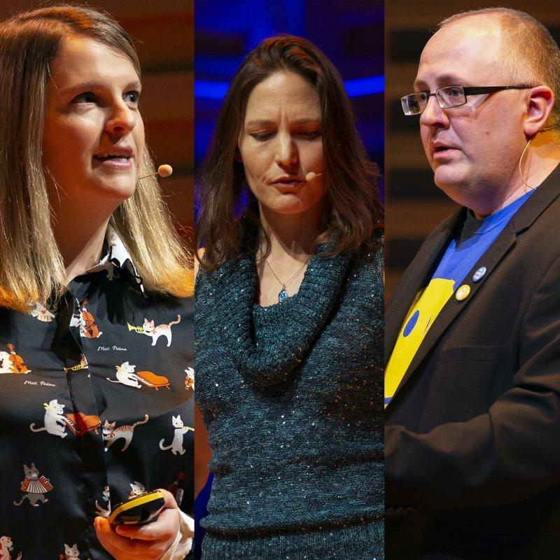 Cosmic Shambles: Mental Health with Dean Burnett, Suzi Gage and Helen Czerski