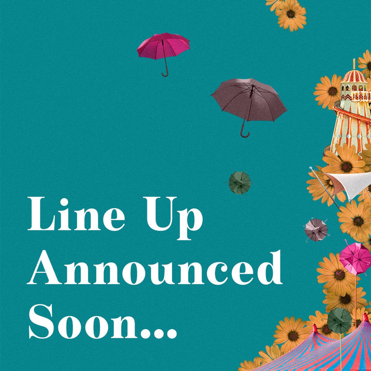 Latitude 2021 Line Up Poster